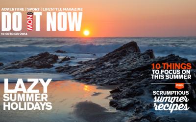 Do It Now Magazine